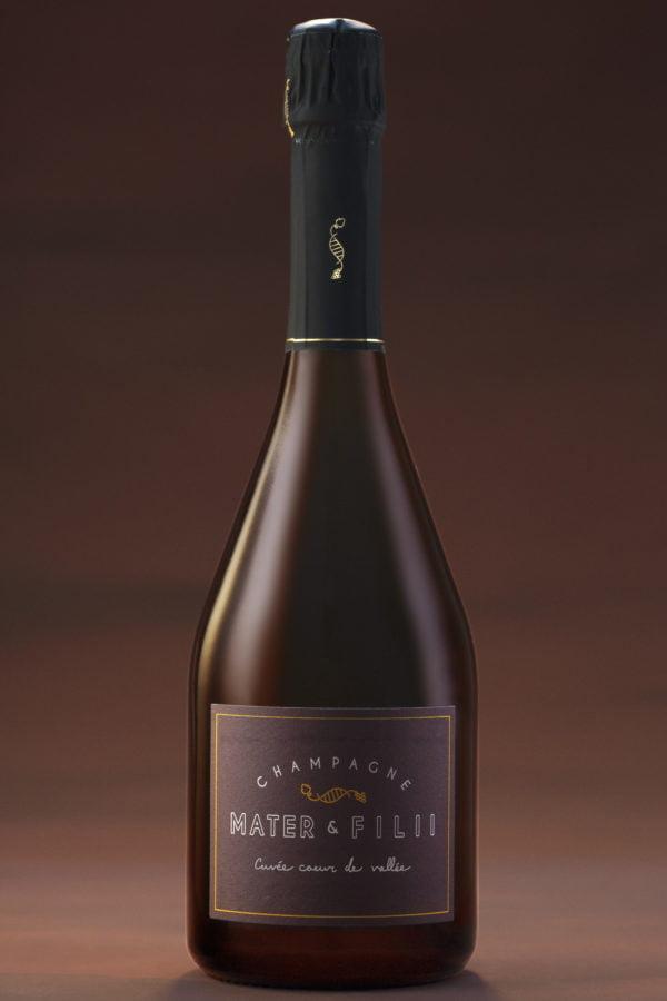 Champagne Coeur-de-vallee