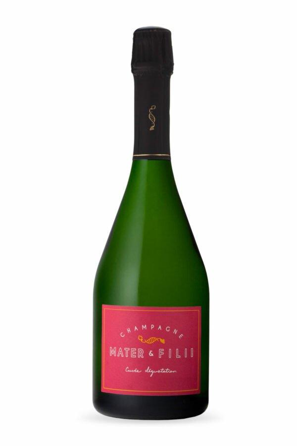 Champagne Dégustation